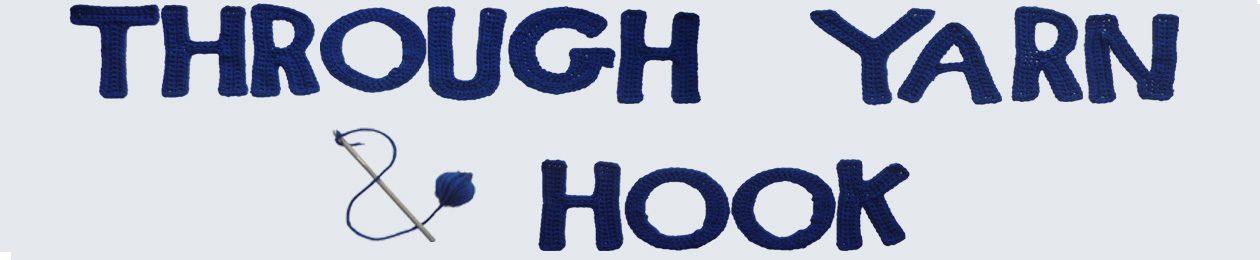Through Yarn And Hook